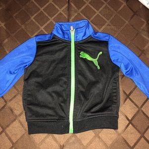 Puma jogger jacket 12 mo
